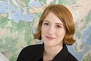 Kirjailijan kuva. Sarah Janssen