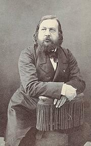 Author photo. Theophile Gautier par Felix Gaspard Nadar vers 1865