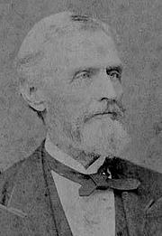 Foto auteur. Jefferson Davis, 1808-1889 (credit: William C. Washburn, 1888; LoC Prints and Photographs, LC-USZ62-121704)