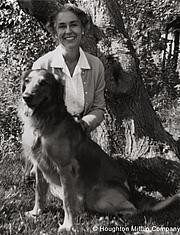 """Foto de l'autor. (c) <a href=""""http://www.houghtonmifflinbooks.com"""">Houghton Mifflin Books</a>"""