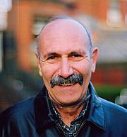 Kirjailijan kuva. Peter D. Mark