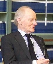 Kirjailijan kuva. Robert Spaemann, October 2010