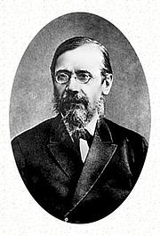 Författarporträtt. Vasily Klyuchevsky (1841-1911)