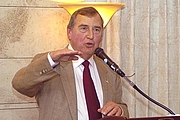 Foto do autor. Embassy of the U.S./Israel (Distinguished American Speaker Series)