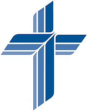 "Foto do autor. This is a logo for Lutheran Church–Missouri Synod. Further details: According to the LCMS, ""The LCMS logo is three crosses in one. They declare that 'we worship one God in Trinity and Trinity in Unity.' The open arms point upward toward God in prayer and receive God's grace. The lower arms point down, as if open to embrace the world with God's love. The 12 additional points of the logo cross remind us of the 12 tribes of Israel and the 12 apostles. The four arms appear to be in motion, as we urgently tell the world what God's love in Jesus Christ means to us, uniquely, as Missouri Synod Lutherans."" By Source, Fair use, <a href=""//en.wikipedia.org/w/index.php?curid=35303291"" rel=""nofollow"" target=""_top"">https://en.wikipedia.org/w/index.php?curid=35303291</a>"