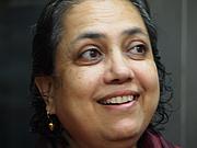 Författarporträtt. Aditi Ranjan