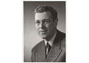Författarporträtt. Cornell University Faculty Biographical Files, #47-10-3394. Division of Rare and Manuscript Collections, Cornell University Library.