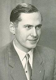 Foto de l'autor. A.M. Nagler (1907-1993)