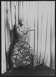 Author photo. Alvin Ailey, photographed by Carl Van Vechten, Mar. 22, 1955 (Library of Congress Prints and Photographs Division, Van Vechten Collection, Reproduction Number: LC-USZ62-92018)