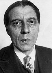 Fotografia de autor. Alfred Cortot en 1930