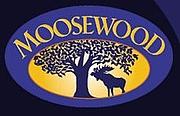 Författarporträtt. Moosewood Logo