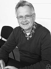 Forfatter foto. Paul Vaderlind. Photo by Gert-Martin Greuel.