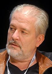 "Kirjailijan kuva. Didier Conrad at Lucca Comics & Games 2015 By Niccolò Caranti - Own work, CC BY-SA 4.0, <a href=""https://commons.wikimedia.org/w/index.php?curid=44770863"" rel=""nofollow"" target=""_top"">https://commons.wikimedia.org/w/index.php?curid=44770863</a>"