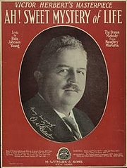 """Fotografia de autor. 1910 sheet music with portrait<br>Courtesy of the <a href=""""http://digitalgallery.nypl.org/nypldigital/id?G99C197_001"""">NYPL Digital Gallery</a><br>(image use requires permission from the New York Public Library)"""