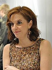 Foto do autor. Anna-Leena Härkönen
