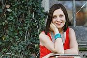 Author photo. Laura McHugh