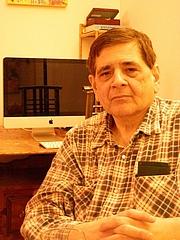 Author photo. Crad Kilodney [credit: The Crad Kilodney Literary Foundation]