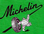 Kirjailijan kuva. Michelin [1969]