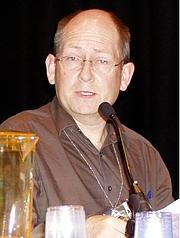 Autoren-Bild. Photo by Szymon Sokól (Worldcon 2005, Glasgow).