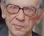 Foto del autor. Photo of Isaiah Berlin by Mats Lund