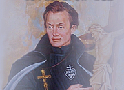 Foto do autor. Saint Paul of the Cross / Wikipedia