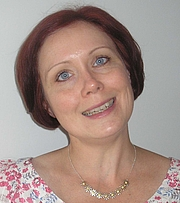 Forfatter foto. Author Picture of Nicky Wells