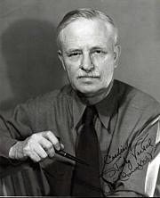 Foto de l'autor. Stanley Vestal, University of Oklahoma English professor known of his Western USA history books