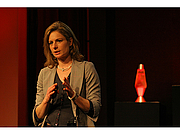 Foto do autor. Photograph by leslieimage.com who took it at TED 2006