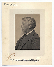 "Forfatter foto. Hollinger & Co.  From the <a href=""http://photography.si.edu/SearchImage.aspx?id=5306"">Smithsonian Institution, Archives of American Art</a>, Charles Scribner's Sons Art Reference Department Records, c. 1865-1957"