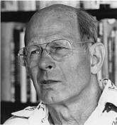 Kirjailijan kuva. Bengt Hubendick
