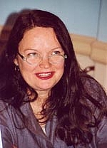 Kirjailijan kuva. Nicole Lambert (cartoonist) - Photo uncredited