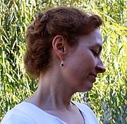 Författarporträtt. Judith Hale Everett, taken by Rabbit Everett