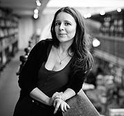 Author photo. Photo: Ursula Soltys, 2013