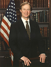 Författarporträtt. U.S. Senate Historical Office