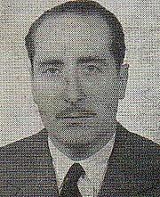 Foto del autor. Marià Villangómez, 1957