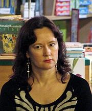 Kirjailijan kuva. Photo credit: Ave Maria Mõistlik