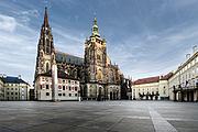 Forfatter foto. Prague Castle