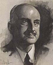 Foto auteur. Jorge Agustín Nicolás Ruiz de Santayana y Borrás, known as George Santayana (December 16, 1863 – September 26, 1952), was a philosopher, essayist, poet, and novelist. (wikipedia.org)