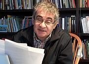 Kirjailijan kuva. Bernardo Atxaga - 2009