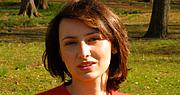 Författarporträtt. photo: TATIANA KRASIKOV