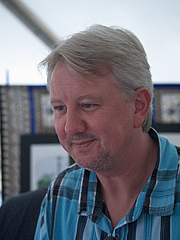 """Author photo. By Esby (talk) 08:39, 4 June 2010 (UTC) - Own work, CC BY-SA 3.0, <a href=""""https://commons.wikimedia.org/w/index.php?curid=10543564"""" rel=""""nofollow"""" target=""""_top"""">https://commons.wikimedia.org/w/index.php?curid=10543564</a>"""