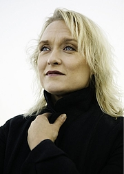 Forfatter foto. Micke Lundström