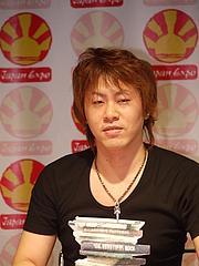 Författarporträtt. Hiro Mashima (by Esby, 2010)