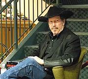 Författarporträtt. Photographed at BookPeople in Austin, Texas by Frank Arnold