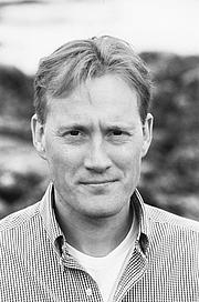 Författarporträtt. (c) Einar Falur Ingolfsson