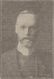 """Forfatter foto. Portrait of Rev James Hastings (1852-1922) by William Crooke, from his obituary in the Aberdeen Press and Journal (16 October 1922). By William Crooke(Life time: 1849–1928) - Original publication: Aberdeen Press and Journal (16 October 1922)Immediate source: """"Sudden Death of the Rev. Dr James Hastings,"""" Aberdeen Press and Journal (16 October 1922), page 7. From the British Library Newspaper Archive., PD-US, <a href=""""//en.wikipedia.org/w/index.php?curid=52255270"""" rel=""""nofollow"""" target=""""_top"""">https://en.wikipedia.org/w/index.php?curid=52255270</a>"""