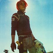 "Författarporträtt. ""Danger Days: The True Lives of the Fabulous Killjoys"" photo by <a href=""http://www.flickr.com/photos/neilkrug/"" rel=""nofollow"" target=""_top"">Neil Krug</a>"