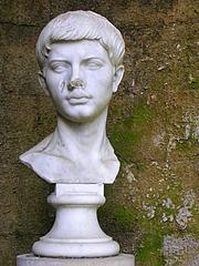 "Foto auteur. Wikipedia: ""Publius Vergilius Maro""  Description: Bust of Vergil Date: April, 2005 Author: A. Hunter Wright"