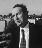 Foto do autor. Armand Frémont en 1977