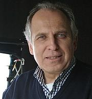 Foto do autor. Werner Tiki Küstenmacher